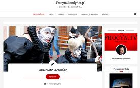 Budowa bloga Frocyn4kandydat